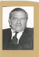 BERNARD HANON   Président De La Régie  RENAULT - Identified Persons