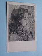Avé MARIA : Jan TH. Toorop ( Uitg. Vorst & Tas 1929 / Toorop Mapje N°.II ) > ( Zie / See / Voir Photo ) ! - Toorop, Jan