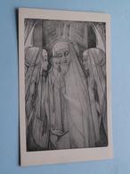 MADONNA MET DE ENGELEN : Jan TH. Toorop ( Uitg. Vorst & Tas 1929 / Toorop Mapje N°.II ) > ( Zie / See / Voir Photo ) ! - Toorop, Jan