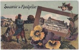 34. Souvenir De MONTPELLIER - Montpellier