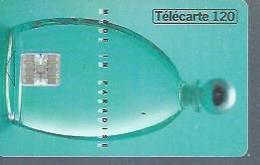 TELECARTE 120 UNITES - EAU D'EDEN - 04 / 1996 - SC7 - France