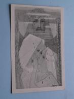 LIEFDE : Jan TH. Toorop ( Uitg. Vorst & Tas 1929 / Toorop Mapje N°.II ) > ( Zie / See / Voir Photo ) ! - Toorop, Jan