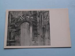 BRUGGE : Jan TH. Toorop ( Uitg. Vorst & Tas 1929 / Toorop Mapje N°.I ) > ( Zie / See / Voir Photo ) ! - Toorop, Jan