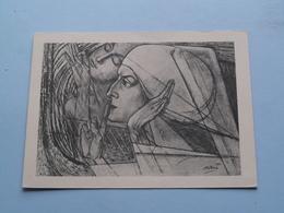INSPIRATIE : Jan Toorop (13 X 9 Cm.) > ( Zie / See / Voir Photo ) ! - Toorop, Jan