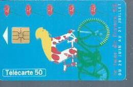 TELECARTE 50 UNITES - TOUR DE FRANCE - 05 / 1996 - SO3 - France