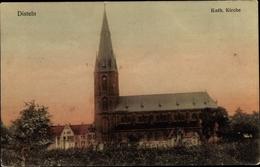 Cp Disteln Herten Nordrhein Westfalen, Katholische Kirche - Germania