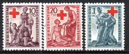 Liechtenstein  219/21 * - Unused Stamps