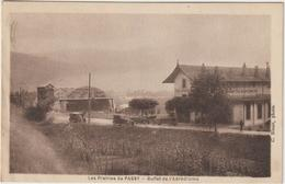 Les Prairies De PASSY - Buffet De L'Aérodrome - Passy