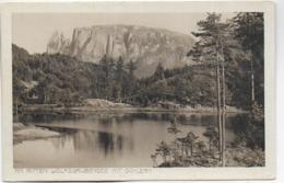 AK 0290  Am Ritten Bei Bozen - Wolfsgrubensee Mit Schlern Um 1913 - Bolzano (Bozen)