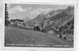 AK 0290  Sporthotel Hohe Welt - Ober-Lech / Verlag Risch Lau Um 1930 - Lech