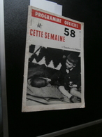Expo 58 : Cette Semaine 11 (27/06/1958) : Congo, Changwe Yetu, Rik Poot, Ballet, - General Issues