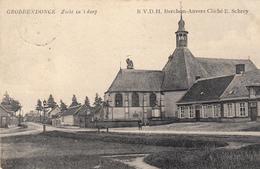 Grobbendonck - Zicht In ' T  Dorp - Très Belle Carte  - état Voir Scan. - Grobbendonk
