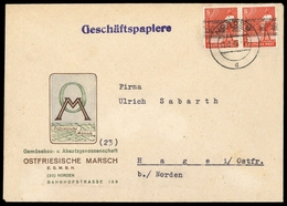 1948, Bizone, 38 I (2), Brief - Bizone