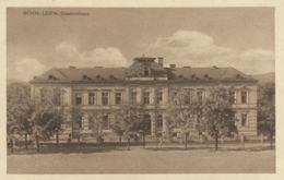 AK - Tschechien - BÖHMISCH LEIPA (Ceská Lipa) - Altes Krankenhaus 1928 - Tschechische Republik