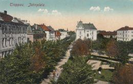 AK - Tschechien - Troppau - Jahnplatz - 1924 - Tschechische Republik