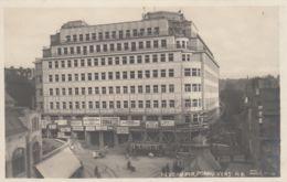 AK -Tschechien LIBEREC (Reichenberg) - Neubau / Baustelle Der DONAU-VERSICHERUG - Tschechische Republik