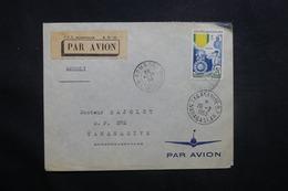 MADAGASCAR - Enveloppe De Fonboni Pour Tananarive Par Avion En 1953, Affranchissement Plaisant - L 37131 - Madagascar (1889-1960)