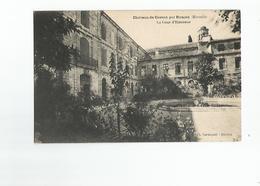 34 Roujan Chateau De Cassan La Cour D'honneur - Non Classificati