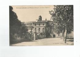34 Roujan Chateau De Cassan La Cour D'entrée - Non Classificati