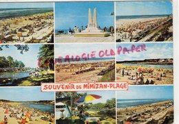 40 - MIMIZAN PLAGE - SOUVENIR 1984 - Mimizan Plage
