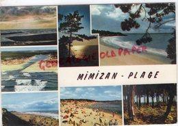 40 - MIMIZAN PLAGE - SES PLAGES  SON LAC  SA FORET - 1971 - Mimizan Plage