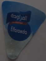 EGYPT - ELFARAWDA Cheese Label - Fromage