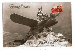 CPA- Carte Postale - FRANCE - Bonne Année  -  Vers L' AVENIR  VM5132 - Nouvel An