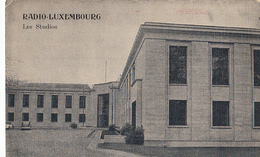 Radio Luxembourg Les Studios - Lussemburgo - Città