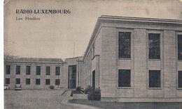 Radio Luxembourg Les Studios - Luxemburg - Town