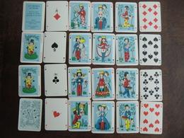 Jeu De 54 Cartes à Jouer Des Amoureux De Peynet Ediclub Rombaldi Parfait état Neuf En Boite Couleur Bleue - Cartes à Jouer Classiques