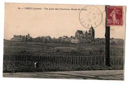 CHECY VUE PRISE DES CHARTREUX ROUTE DE GIEN - France