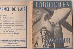 """Carrières De L'aviation / """"Je Veux être Aviateur"""" / Pilote Avion Aéronautique - AeroAirplanes"""