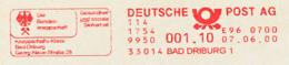 Freistempel 7426 Knappschaft - BRD