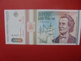ROUMANIE 1000 LEI 1993 PEU CIRCULER(B.5) - Roumanie