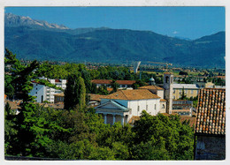 UDINE    BASILICA  DELLE  GRAZIE   , SULLO  SFONDO  LE  PREALPI             (NUOVA) - Udine