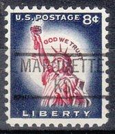 USA Precancel Vorausentwertung Preo, Locals Kansas, Marquette 839 - Vereinigte Staaten