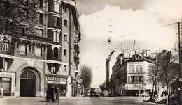 VINCENNES - Carrefour Rue De Fontenay Et Rue Defrance, Animée - Vincennes