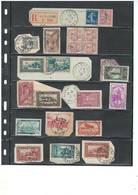 Maroc - Lot De 168  Piéces - Oblitérations De Qualité  Des Bureaux Du Maroc Français - DEPART 1 EURO - Marokko (1891-1956)