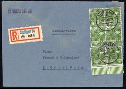 1948, Bizone, 39 II (6), Brief - Bizone