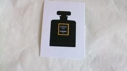 Carte Parfumée Chanel Coco Noir - Perfume Cards