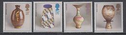 Great Britain 1987 Moderne Topferkunst 4v ** Mnh (43972) - 1952-.... (Elizabeth II)