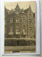 ANTWERPEN  CAFE SCALDIS  EGLANTIERLAAN 127   ( WILRIJK ) - Antwerpen