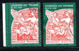N° 3135 / 3136 - 1998 - Francia