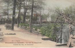 94 - VILLIERS SUR MARNE - Le Bas De Gaumont - Chalet Du Lac, La Terrasse - Villiers Sur Marne