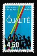 FRANCE : N° 3113 Oblitéré (La Qualité) - PRIX FIXE - - France