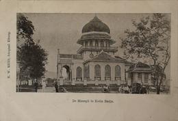 Ned. Indie - Indonesia  // Kotta Radja. // De Missegit 1905 - Indonesia