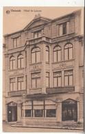 Belgique - FOC - Ostende - Avenue Charles Janssens - Hôtel Du Louvre - Oostende