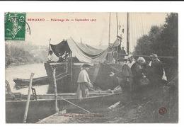 D 49 CPA  BEHUARD Pelerinage Du 12 Septembre 1907 Superbe Animation Archeveque  N056 - France