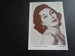 Artiste ( 264 )  Acteur  Cinéma  Ciné   Film  Bioscoopreclame Sint - Niklaas Reclame :    Gianna Maria Canale - Publicité Cinématographique