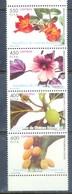 B26- Equatorial Guinea - Guinea Ecuatorial - Guinée Équatoriale 2007. Flowers & Fruits. - Plants
